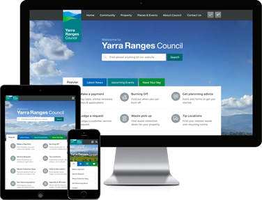 Yarra Ranges project
