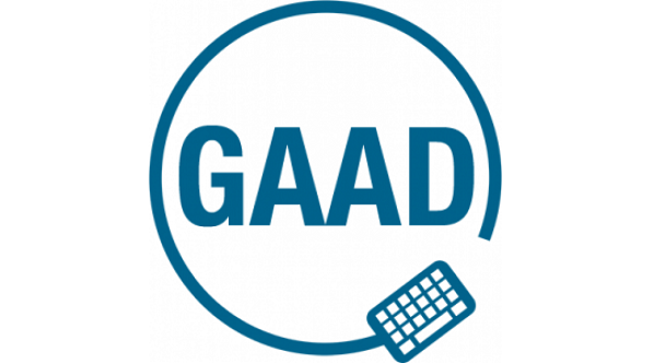 GAAD - Global Accessibility Awareness Day Logo